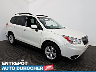 Used 2015 Subaru Forester I Touring w/Tech AWD TOIT OUVRANT - AIR CLIMATISÉ for sale in Laval, QC