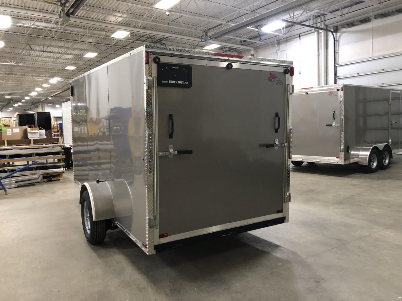 2020 Canadian Trailer Company 6x12 V-Nose Cargo Trailer