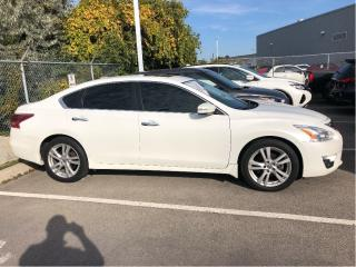 Used 2013 Nissan Altima 4DR SDN V6 CVT 3.5 SL for sale in St. Catharines, ON