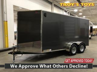 New 2020 Canadian Trailer Company 6X14 V-Nose Cargo Trailer for sale in Guelph, ON