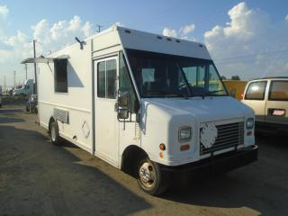 Used 2007 Ford E450 FOOD TRUCK for sale in Mississauga, ON