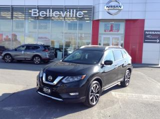 Used 2018 Nissan Rogue SL for sale in Belleville, ON