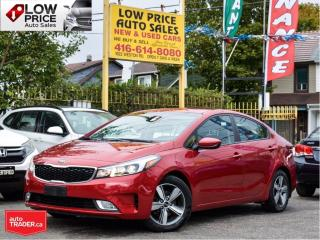 Used 2018 Kia Forte LX+ AllPwrOpti*Camera*HtdSeats*NotARental* for sale in Toronto, ON