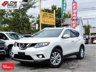 Used 2015 Nissan Rogue SV*AllPwrOpti*Panoramic*HtdSeats*Camera&More! for sale in Toronto, ON
