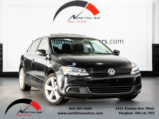 Used 2014 Volkswagen Jetta Sedan 1.8 TSI Comfortline|Heated Seats|Sunroof|Bluetooth for sale in Vaughan, ON