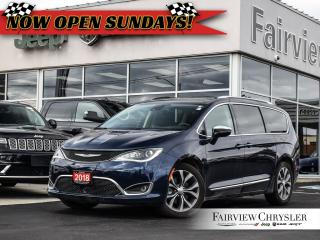Used 2018 Chrysler Pacifica Limited l DUAL DVD l NAV l COMPANY CAR l for sale in Burlington, ON