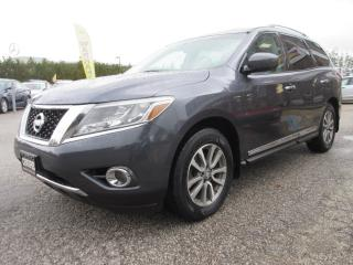 Used 2014 Nissan Pathfinder 4WD SL / ACCIDENT FREE for sale in Newmarket, ON