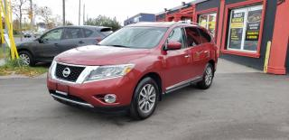 Used 2014 Nissan Pathfinder SL for sale in North York, ON