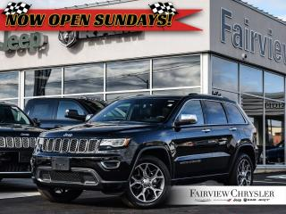 Used 2019 Jeep Grand Cherokee Limited 4x4 l LUXURY II l PANO ROOF l TOW PKG l for sale in Burlington, ON