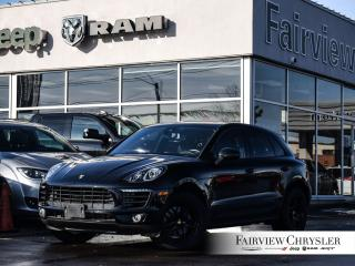 Used 2018 Porsche Macan l SOLD BY JANELLE THANK YOU!!! for sale in Burlington, ON