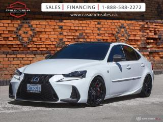 Used 2017 Lexus IS 300 F SPORT 2 AWD for sale in Scarborough, ON