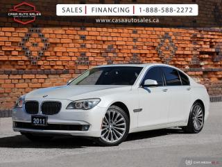 Used 2011 BMW 7 Series 750 xDrive for sale in Scarborough, ON