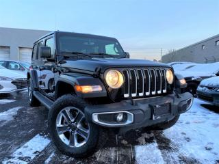 Used 2019 Jeep Wrangler Unlimited |NEW INTERIOR|NAV|REAR VIEW CAM|HEATED LEATHER  SEATS|ALLOY! for sale in Brampton, ON
