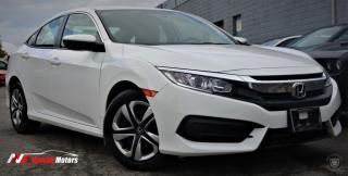 Used 2018 Honda Civic Sedan LX CVT for sale in Brampton, ON