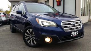 Used 2015 Subaru Outback 2.5i Limited - NAVIGATION! BACK-UP CAM! BSM! for sale in Kitchener, ON
