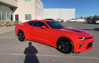 Used 2017 Chevrolet Camaro 2dr Cpe 2SS RS Sunroof NAV NPP for sale in St. George Brant, ON