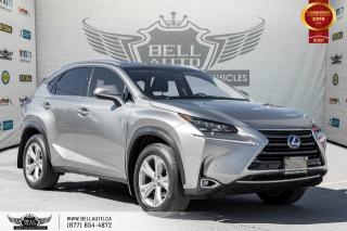 Used 2015 Lexus NX 300h Executive, AWD, NO ACCIDENT, NAVI, BACK-UP CAM, BLINDSPOT for sale in Toronto, ON