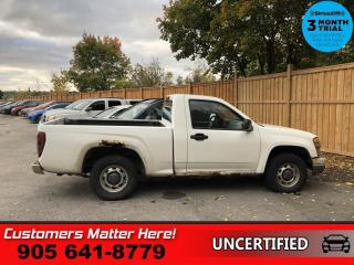 Used 2005 GMC Canyon SL  REG-CAB RWD (AS TRADED) for sale in St. Catharines, ON