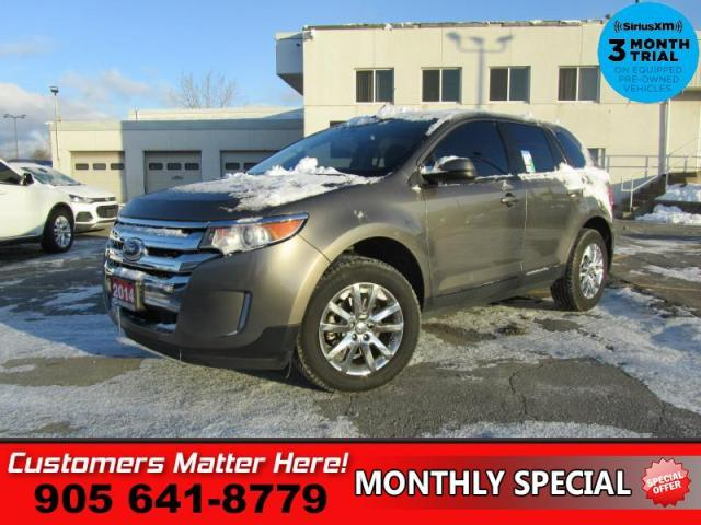 2014 Ford Edge SEL  NAV LEATH ROOF CAM P/SEAT HS FWD
