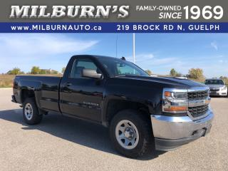 Used 2017 Chevrolet Silverado 1500 LS 4x4 / 8ft box for sale in Guelph, ON