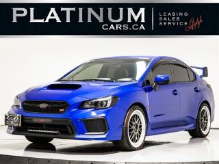 Used 2018 Subaru WRX STI Sport, AWD,6 SPEED, CAMERA, SUNROOF, AHA APP for sale in Toronto, ON