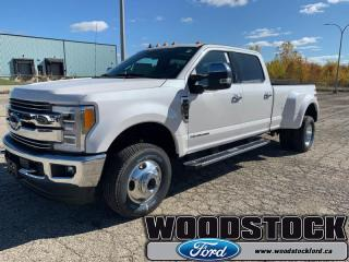 Used 2019 Ford F-350 Super Duty Lariat  - Navigation for sale in Woodstock, ON