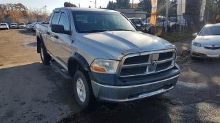Used 2011 RAM 1500 SLT for sale in Edmonton, AB