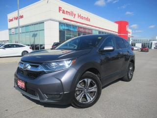Used 2017 Honda CR-V LX | HEATED SEATS | REVERSE CAM | for sale in Brampton, ON