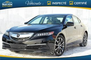 Used 2015 Acura TLX V6 SH-AWD for sale in Ste-Rose, QC