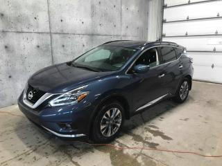 Used 2018 Nissan Murano SV NAV AWD * APPLE CARPLAY * CAMERA  * SIEGES CHAUFFANT *GPS * TOIT PANO * for sale in St-Nicolas, QC