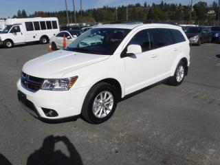 Used 2014 Dodge Journey With 3rd Row Seating SXT for sale in Burnaby, BC