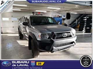Used 2014 Toyota Tacoma Access Cab 4X4 for sale in Laval, QC