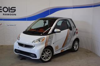Used 2014 Smart fortwo electric drive Passion for sale in Rawdon, QC