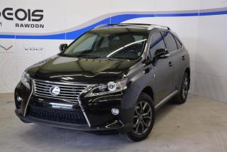 Used 2015 Lexus RX 350 ** F sport, AWD, TOIT OUVRANT, NAV, CUIR, CAM* for sale in Rawdon, QC