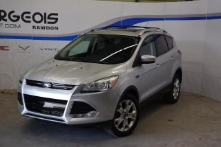Used 2016 Ford Escape Titanium *** CUIR, NAV, CAM !!! *** for sale in Rawdon, QC