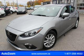 Used 2015 Mazda MAZDA3 4dr HB Sport Man GS for sale in Laval, QC