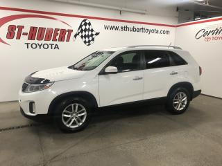 Used 2015 Kia Sorento FWD 4dr I4 GDI Auto LX for sale in St-Hubert, QC