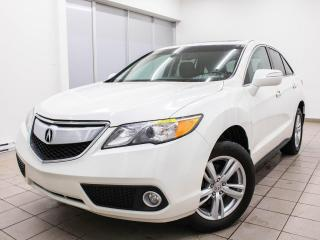 Used 2015 Acura RDX SH-AWD TOIT OUVRANT SIÈGES CHAUFFANTS *CUIR* for sale in St-Jérôme, QC
