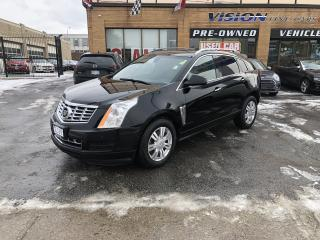 Used 2014 Cadillac SRX AWD 4DR LUXURY for sale in North York, ON