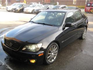 Used 2004 Lexus IS 300 LEATHER/SUNROOF/CERTIFIED/EXTRA WINTER WHEELS for sale in North York, ON