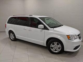 Used 2018 Dodge Grand Caravan Crew 2RM for sale in Chicoutimi, QC