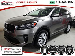 Used 2019 Kia Sorento LX* V6* AWD* 7PLACES* CARPLAY* CAMERA* for sale in Québec, QC