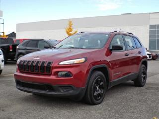 Used 2016 Jeep Cherokee Sport for sale in Brossard, QC