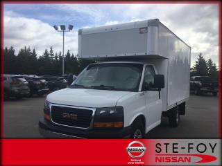 Used 2015 GMC Sierra 3500 CUBE 12 PIEDS AVEC DECK for sale in Beauport, QC
