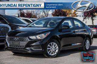 Used 2018 Hyundai Accent GL 4 PORTES**A/C, GROUPE ÉLECTRIQUE, MAGS** for sale in Repentigny, QC