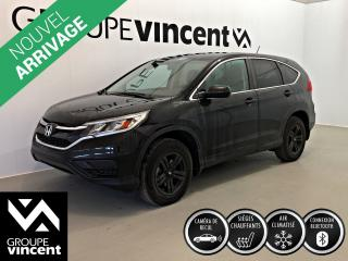 Used 2015 Honda CR-V LX ** GARANTIE 10 ANS ** Fiabilité légendaire! for sale in Shawinigan, QC