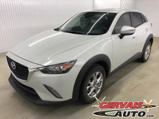 Used 2018 Mazda CX-3 GS Luxe AWD Cuir/Tissus Toit Ouvrant MAGS Caméra for sale in Trois-Rivières, QC