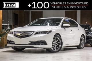 Used 2015 Acura TLX * SH-AWD * ONLY 15 000KM * CERTIFIED * LED * for sale in Montréal, QC