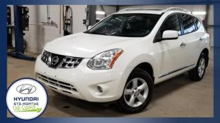 Used 2013 Nissan Rogue Traction intégrale 4 portes SV for sale in Val-David, QC
