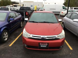 Used 2010 Ford Focus SEL for sale in Newmarket, ON